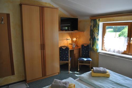 TV/Unterhaltungsangebot in der Unterkunft Gästehaus Eßl