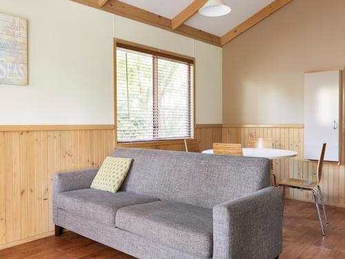 A seating area at NRMA Darlington Beach Holiday Resort