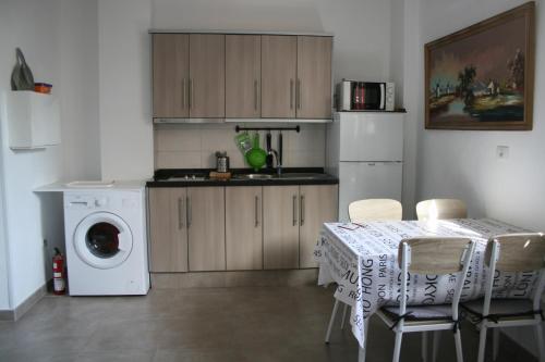 Una cocina o zona de cocina en Studio El Faro