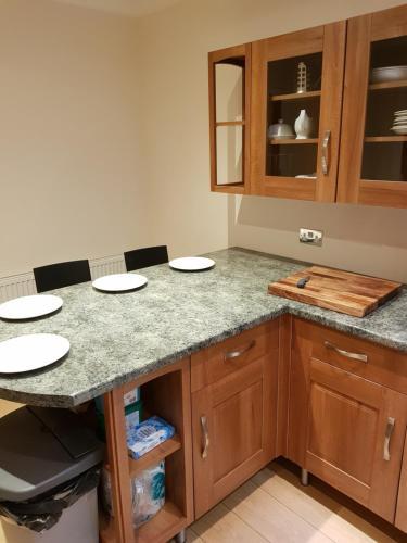 A kitchen or kitchenette at 3 Hales Road Cheltenham