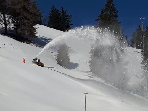 Berggasthaus Sücka im Winter