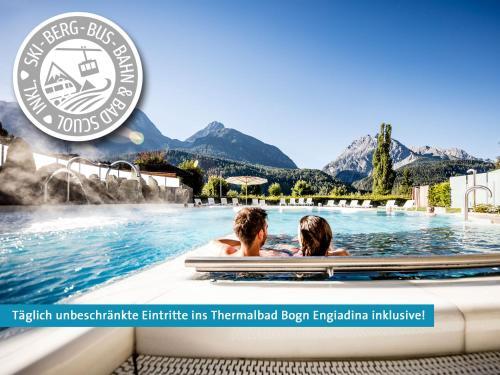 Hotel Belvedere Scuol Scuol, Switzerland
