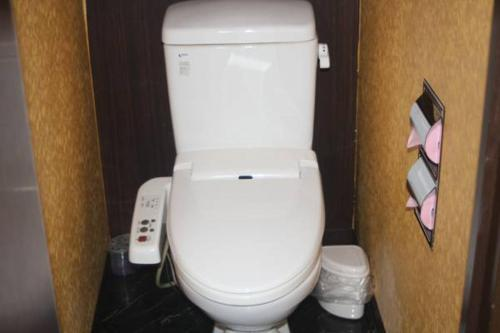 A bathroom at Hotel Bianca Due (Adult Only)