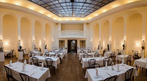 Ресторан / где поесть в Жорж Отель