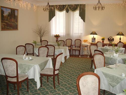 Ресторан / где поесть в Загородный комплекс Дом Лесника