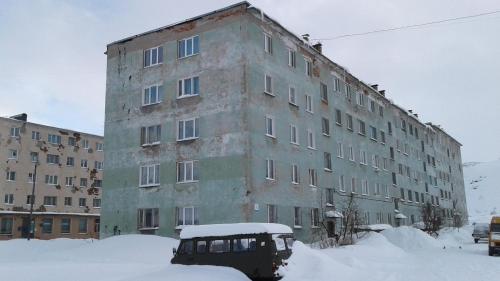 Апартаменты зимой