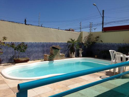 The swimming pool at or near Angica Golden Hotel