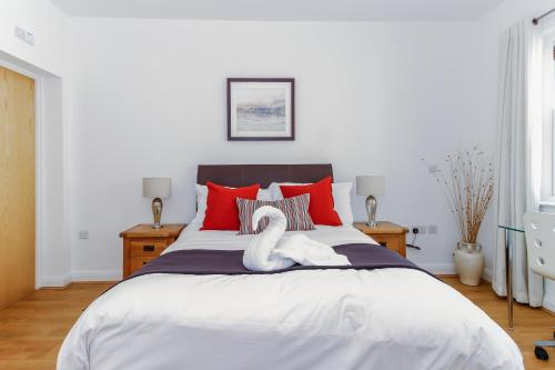 Large 2 Bed apartment in Central Oxford