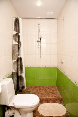 """Ванная комната в """"Соня"""" мини-гостиница"""