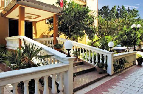 Balcone o terrazza di Hotel Ristorante la Siesta
