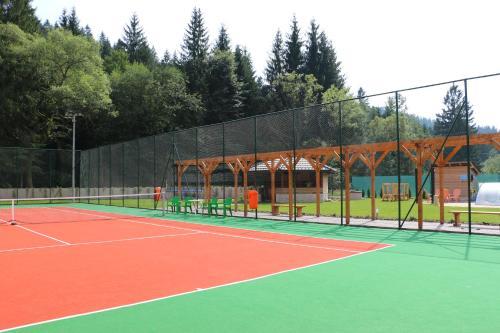 Tenis alebo squash v ubytovaní Simply Relax - Chopok alebo jeho okolí