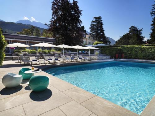 Hotel Le Cottage Bise Talloires, France