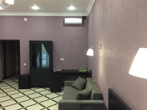 Гостиная зона в Corall Hotell