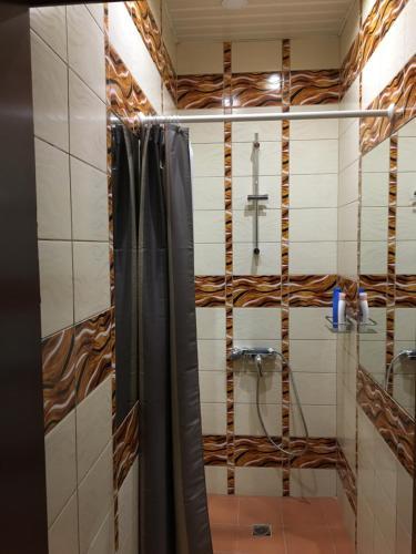 Ванная комната в Спа Отель Лотос