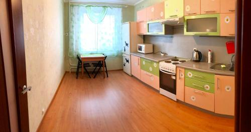 A kitchen or kitchenette at Stay House Comfort