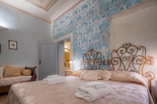 Cama o camas de una habitación en Novella House