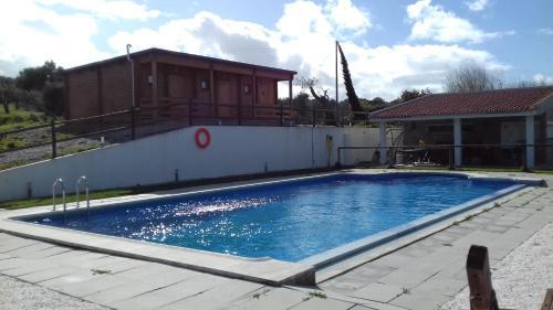 A piscina em ou perto de Hotel Quinta Dos Bastos
