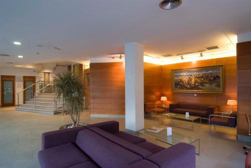 Гостиная зона в Port Feria Valencia