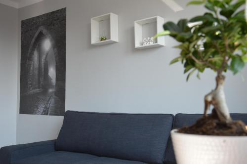 Część wypoczynkowa w obiekcie Apartamenty Słowackiego 1 & Ogrodowa 2