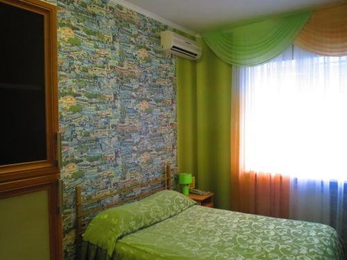 Кровать или кровати в номере Гостиница Отель