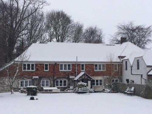 The Oast during the winter