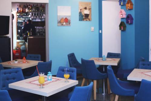 Restaurace v ubytování Pension Palac