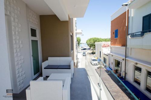 Balcone o terrazza di Porto Cesareo Exclusive Room
