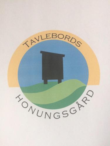 Logotypen eller skylten för detta B&B