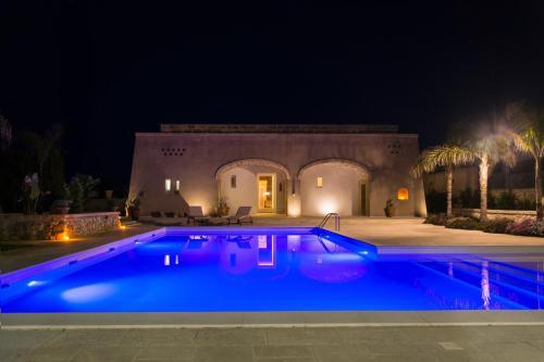 The swimming pool at or near Relais Tenuta Campì
