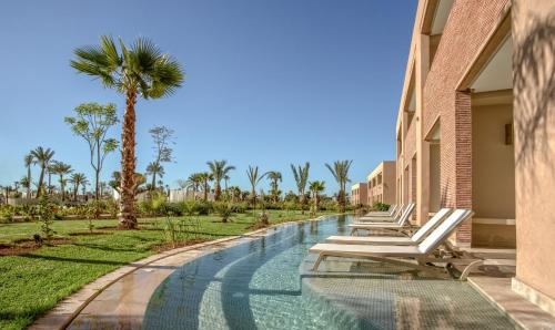 The swimming pool at or near Be Live Collection Marrakech Adults Only All inclusive