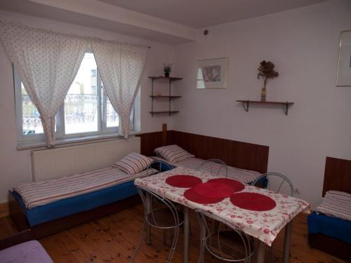 """A seating area at Pokoje Gościnne """"Amelia"""""""