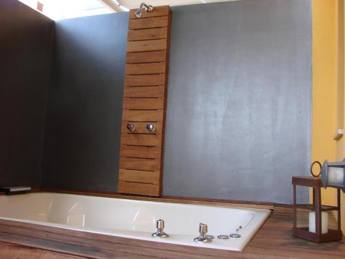A bathroom at Zoom Apartments Hotel Boutique