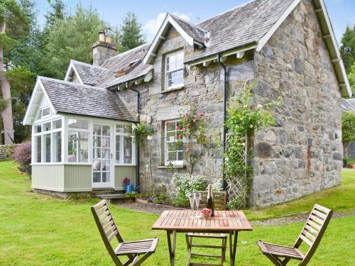 Over Blairish Cottage