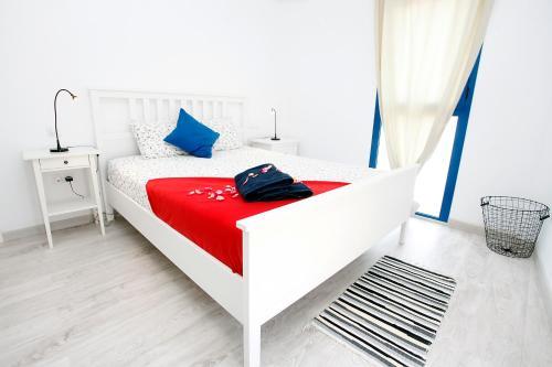 Cama o camas de una habitación en Aguamarina by Sea You There Fuerteventura