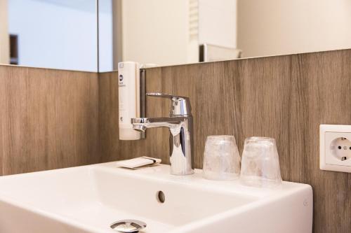 Ванная комната в Best Western City Hotel Woerden