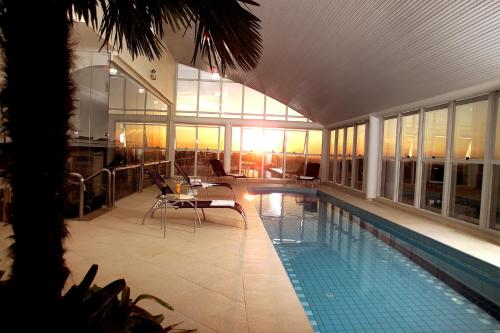 The swimming pool at or close to Blue Tree Towers Caxias do Sul