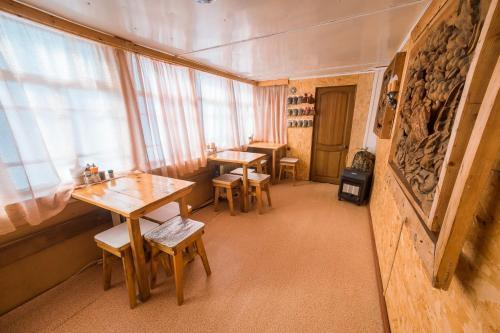 Ресторан / где поесть в Аренда дома на озере Зюраткуль