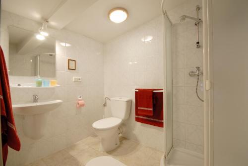 Łazienka w obiekcie Pałac Białokosz