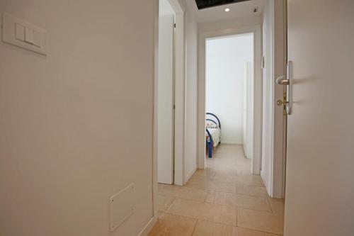 Koupelna v ubytování Residence Braida