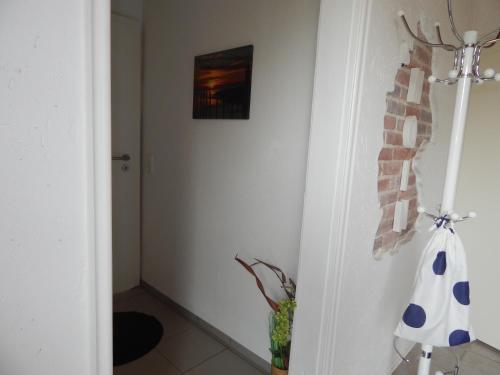 TV/Unterhaltungsangebot in der Unterkunft Ferienhaus am Loogenweg