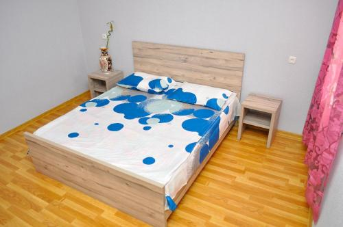 A bed or beds in a room at Sofia Guest House