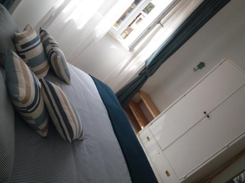 Letto o letti in una camera di La Musa