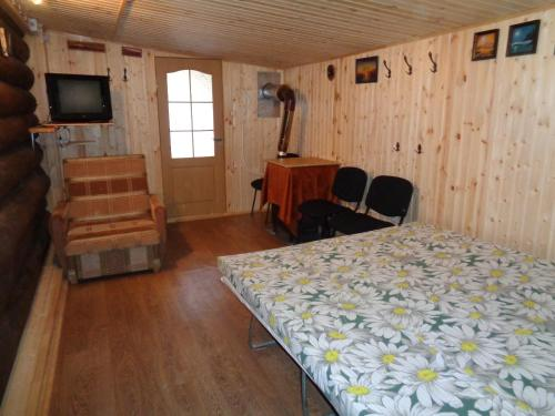 Кровать или кровати в номере Гостевой дом Для Гостей