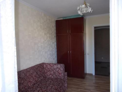 Кровать или кровати в номере Апартаменты «Ирис»
