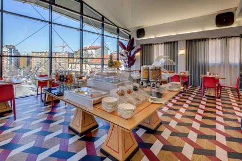 Ristorante o altro punto ristoro di Antares Hotel Rubens