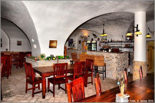 Restaurace v ubytování Jakubův Nový Dvůr