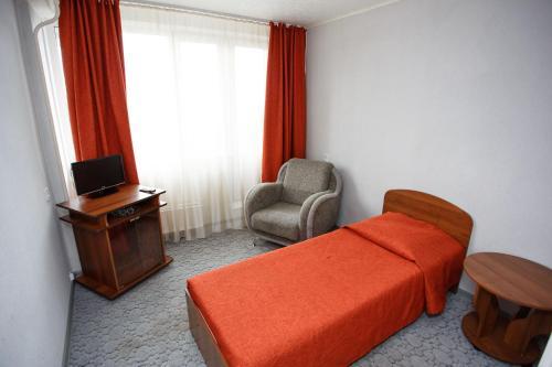 Гостиная зона в Отель Дружба