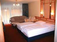 Ein Bett oder Betten in einem Zimmer der Unterkunft Hotel Gasthof Haas