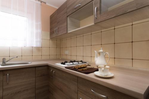 Kuchnia lub aneks kuchenny w obiekcie 4 Pory Roku