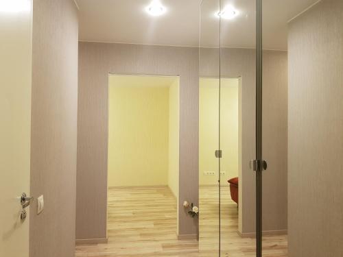 Ванная комната в Apartment on Lunacharskogo